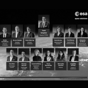 ESA Technology Transfer Programme Office team