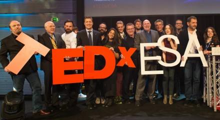 TEDxESA speakers